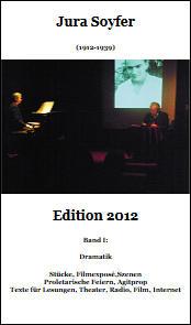 Buchtitel Soyfer Edition