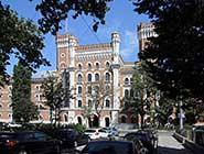 Polit. Haft Rossauer Kaserne, Wien 1