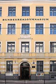 Gymnasium Hagenmüllergasse, Wien 3
