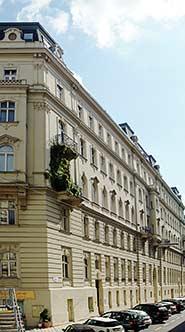 Wohnhaus Wien 3, Ölzeltgasse 1