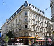 Wohnhaus Wien 7, Lindengasse 41