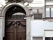 Wohnhaus Wien 9, Kinderspitalgasse 10