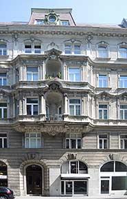 Wohnhaus Wien9, Liechtensteinstra&szuml;e 68