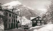 Historische Aufnahme des Gemeindekotter Gargellen