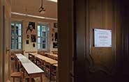 Jura Soyfer Hörsaal - Institut für Theaterwissenschaft